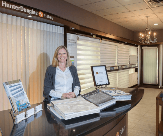 Normandeau Window Coverings Store