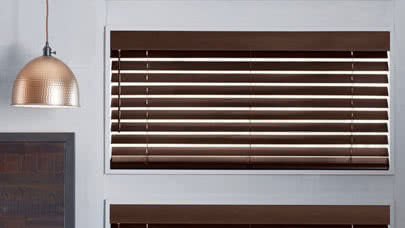 Wood Blinds Parkland