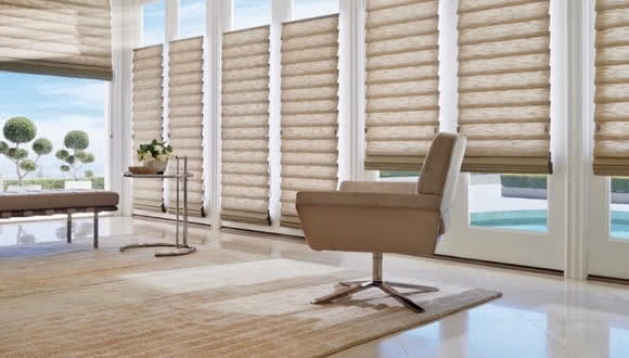 Window Shades Roman Shades