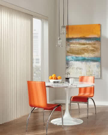 Hunter Douglas Somner Vertical Blinds